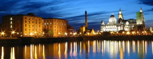 Vibrant Liverpool - city of culture