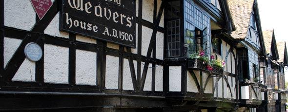 Studiare inglese in inghilterra vivi nella casa del tuo for Piani inglesi della casa del cottage del tudor