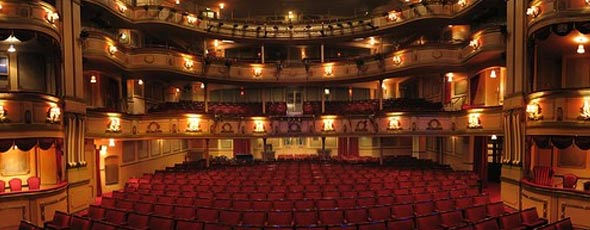 The Theatre Royale in Brighton, UK