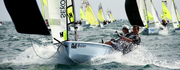 Sailing watersports in Essex