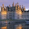 Château Chambord in the Loire region