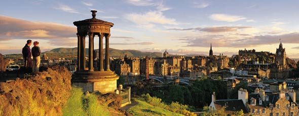 The City of Edinburgh