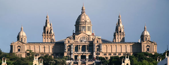 The National Art Museum in Catalonia, Barcelona
