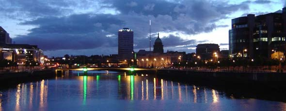 Dublin City Waterfront
