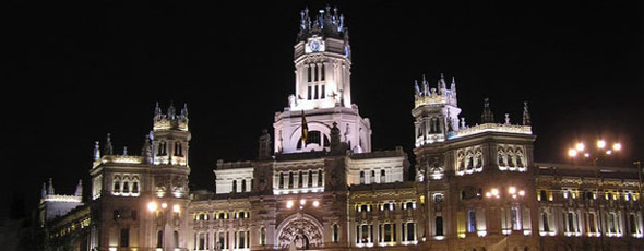 Madrid Architecture