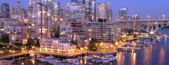 Vancouver City Waterfront