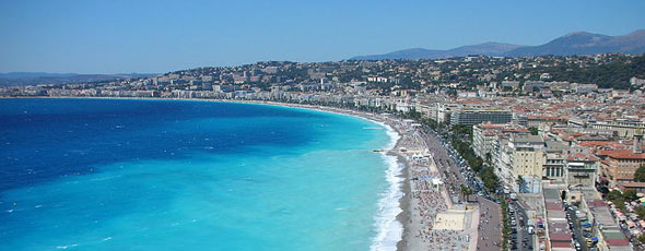 Nice Beach and Seafront