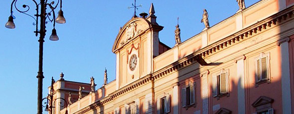 Governors Palace at Piacenza by Idefix