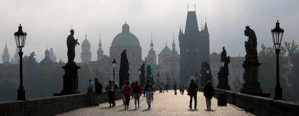 Charles Bridge by Chosovi, Wikimedia