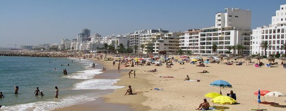 Algarve Beaches by Photogal, Wikipedia