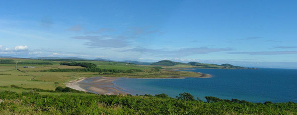 Scalpsie Bay, Isle of Bute by Neil McDermott