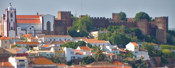 The town of Silves by Lacobrigo, Wikipedia